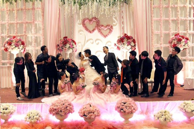 The Wedding Of Christopher & Anne by Classic Pagar Ayu - 002