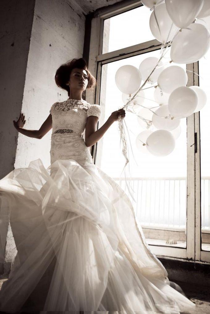 Pretty in White by Priyo Oktaviano - 002