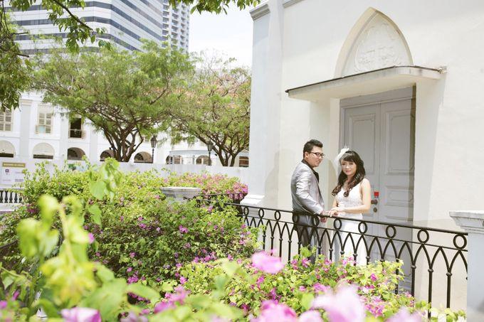 Prewedding Herry&Dewi by Okeii Photography - 002
