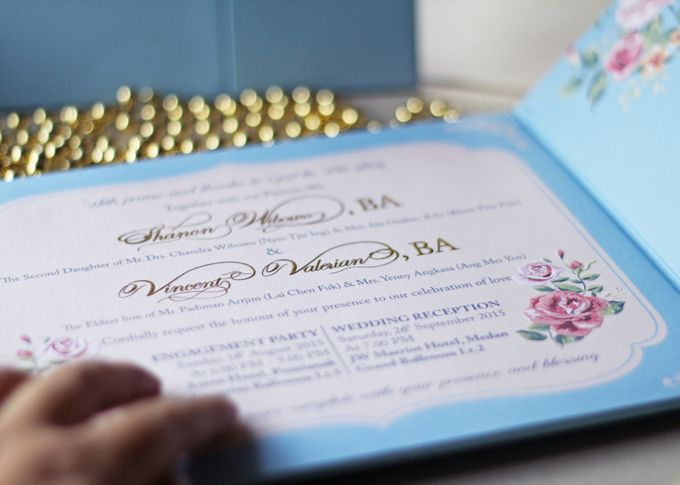 Vincent and Shanon Wedding by Jolly's Little Dreams - 005