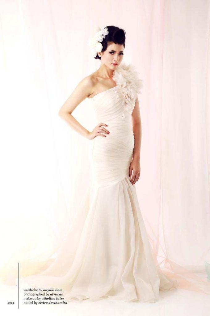 Miyuki Liem Bridals Collection by Miyuki Liem Bridals - 001
