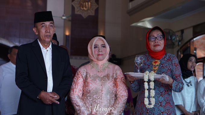 Poolside Wedding Party of Elvira & Irfan by Abirupa Wedding Planner - 003
