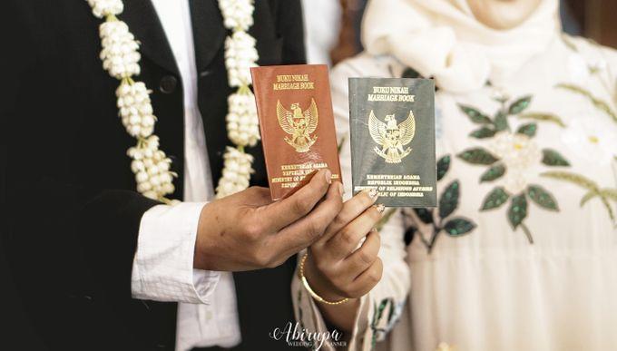 Poolside Wedding Party of Elvira & Irfan by Abirupa Wedding Planner - 007