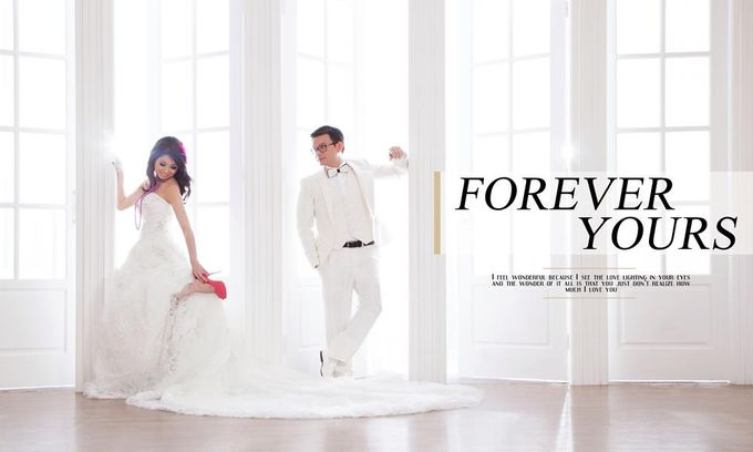 Indoor Prewedding 02 by King Foto & Bridal Image Wedding - 002