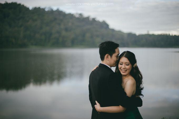 Derrick & Sonia Prewedding by Chroma Pictures - 002