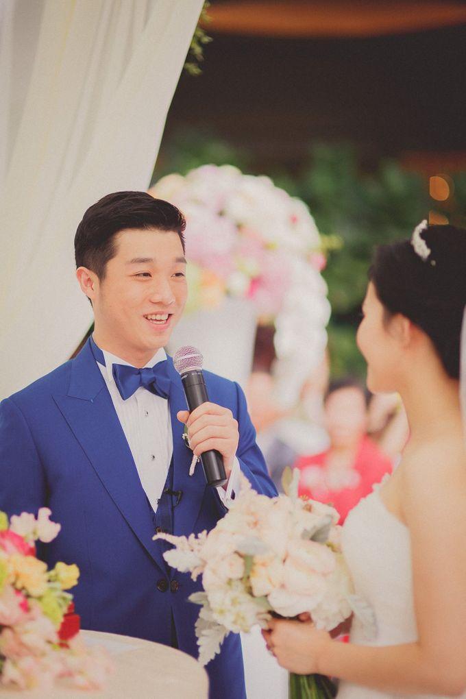 Wedding at Shangrila by Shangri-La Hotel Singapore - 012