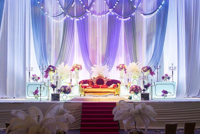 Liyana & Fairuz - Reception by Cubic Foto by PlainPaperpaint Production - 002