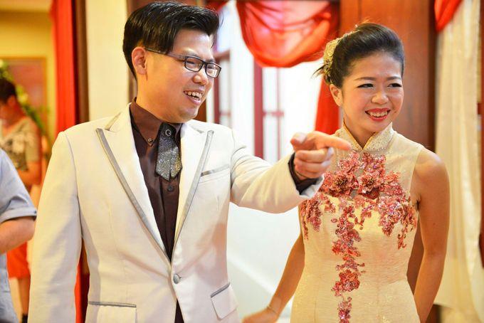 Cindy & Jason by Faith Wedding Event - 004