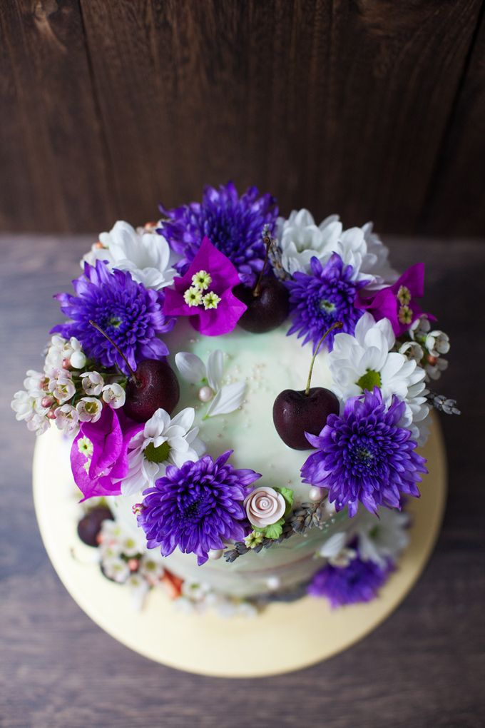 Luscious Blooms by Cake & Wildflour - 004