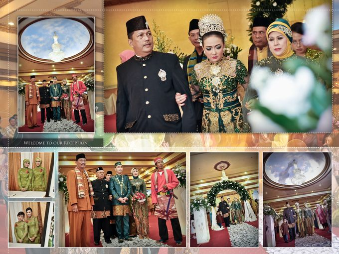 The Wedding Rindi dan Hilmi - Reseption by Citra Production - 002