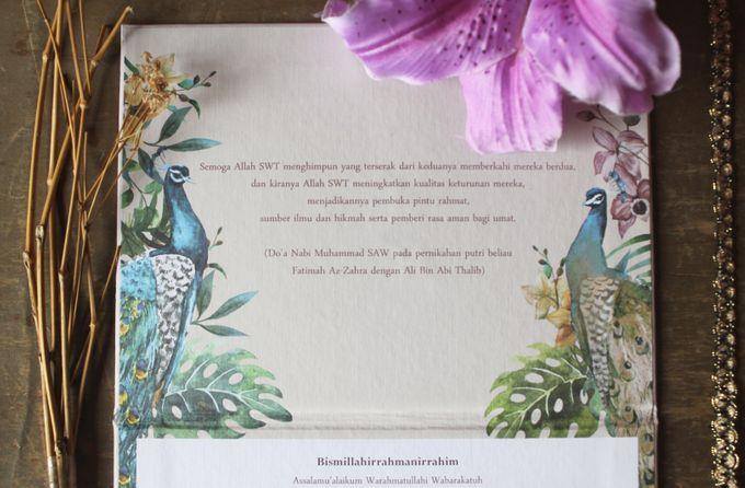 Saskia & Syifa Traditional Wedding by Jolly's Little Dreams - 003