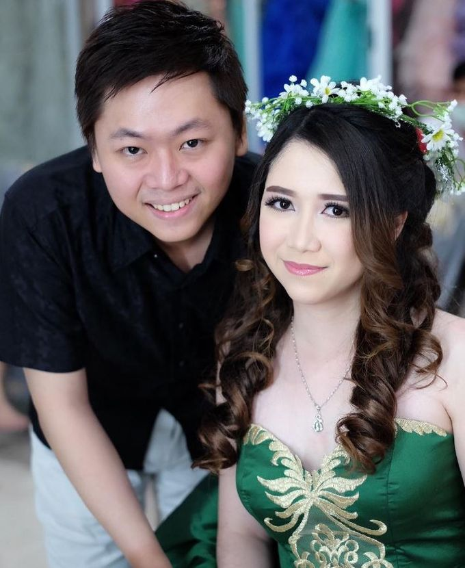 Client Jessica Angela and Ricky by Bridal Art - 002