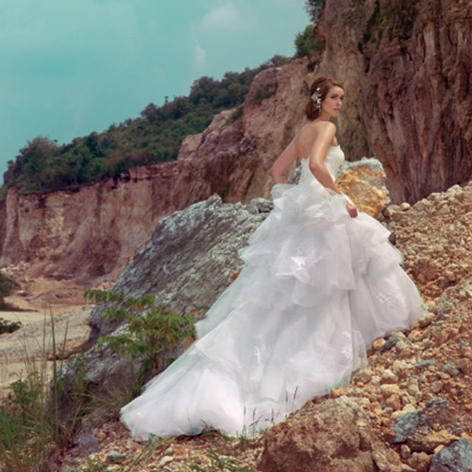 Wedding Gowns by Private Label | Bridestory.com