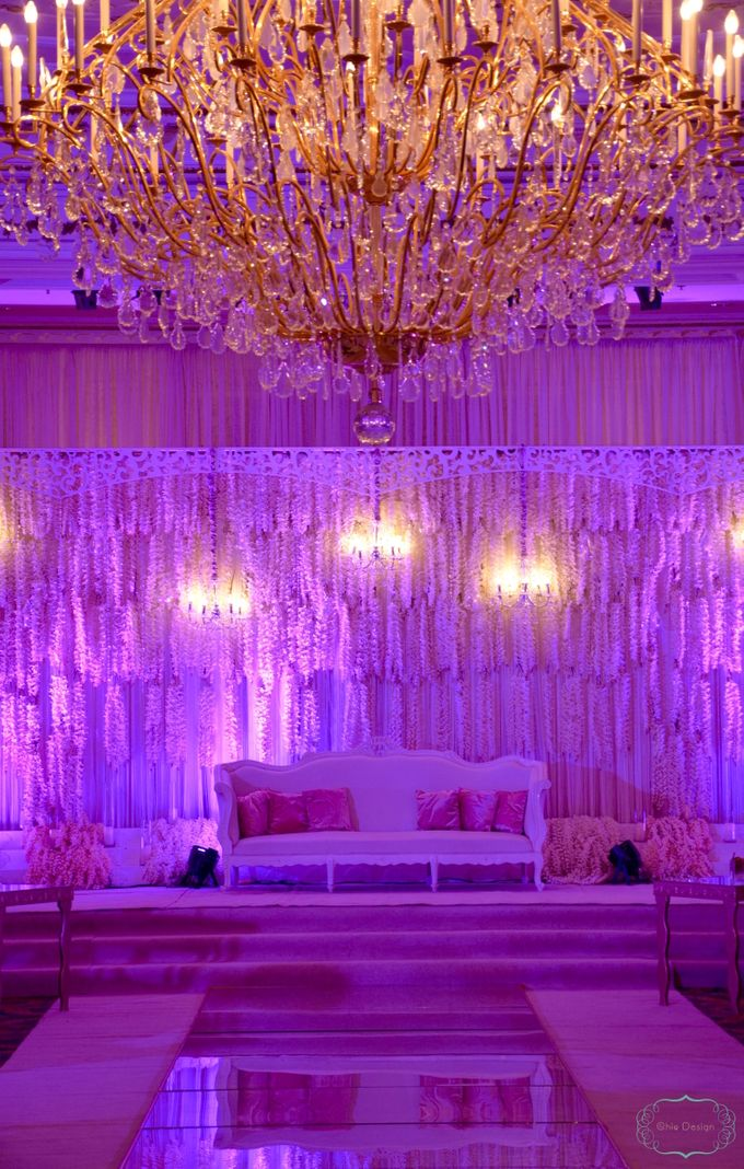 Ahmed & Duaa Wedding by Chic Design - 002