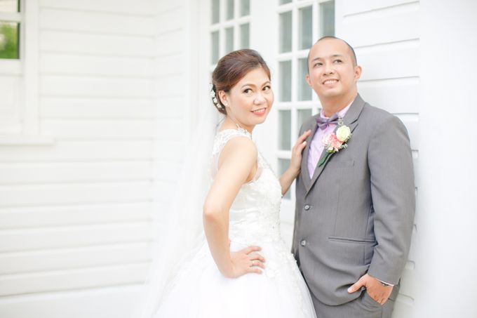 Gecyl & Melvin Wedding Day by Michael Montaño Photography - 002