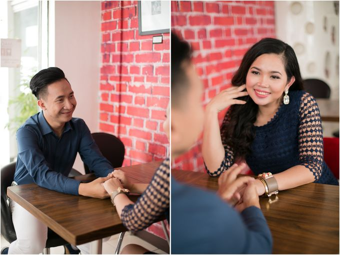 Awe and Cecel Engagement Session by Capturing Smiles Photography - 002