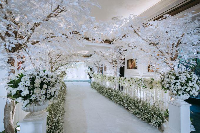 a glimpse of our venue by Shangri-La Hotel, Bangkok - 002