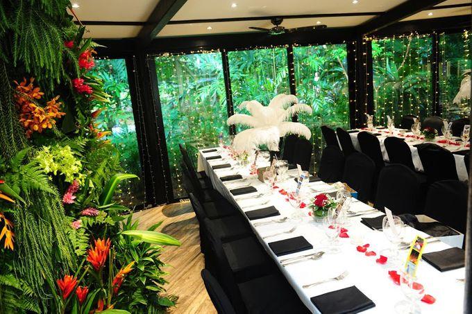 Wedding of Jack & Georgina @ Halia at Singapore Botanic Gardens by The Halia - 002