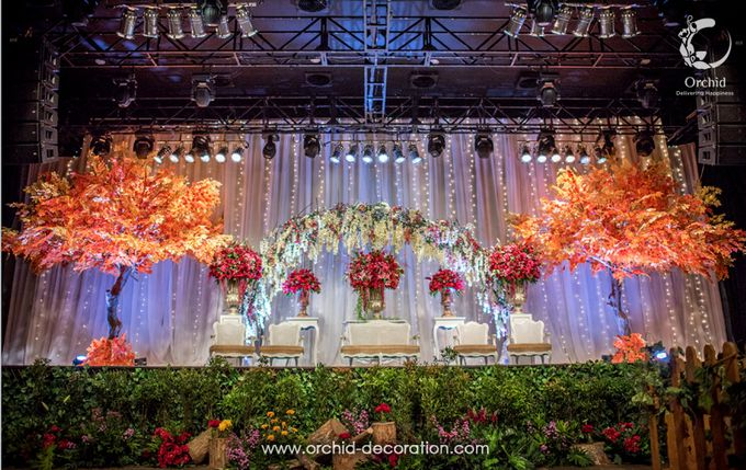 Colorful Happiness by Orchid Florist and Decoration - 004