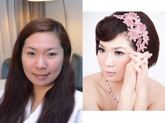before & after by Xin-Ai Bride - 032
