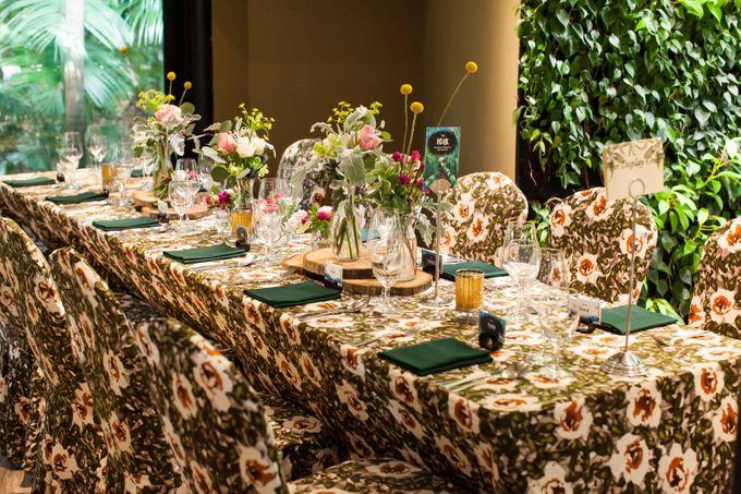 Our Wedding Showcase 2016 by Halia at Singapore Botanic Gardens by The Halia - 002