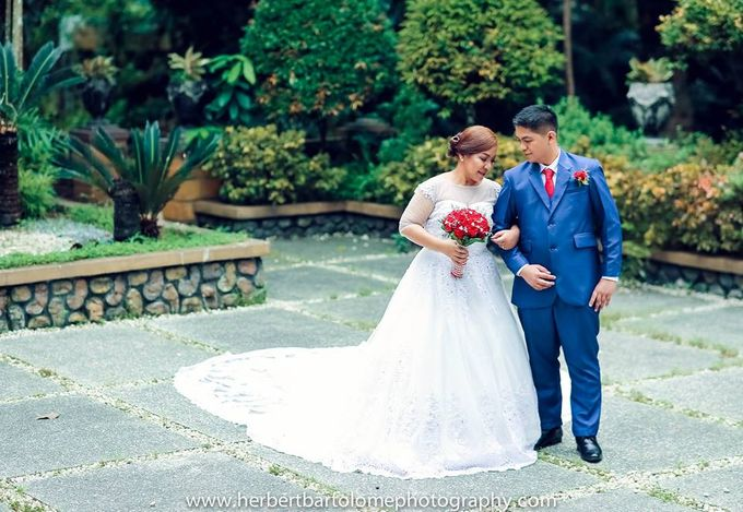 Grace and Paulo Nuptial by Image Chef Photography - 002