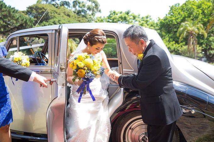 My amazing dream wedding by SS Florist - 001