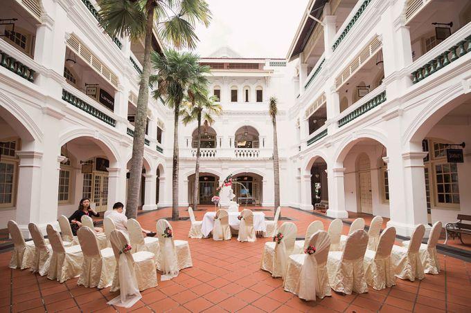 The Halia at Raffles Hotel Wedding Showcase 2016 by The Halia - 002