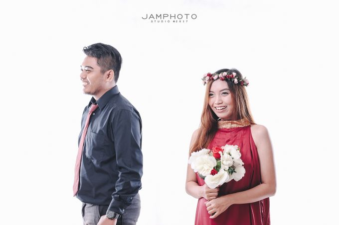 prewedding from kak chalista & kak fachrul by JaMphotostudio - 002