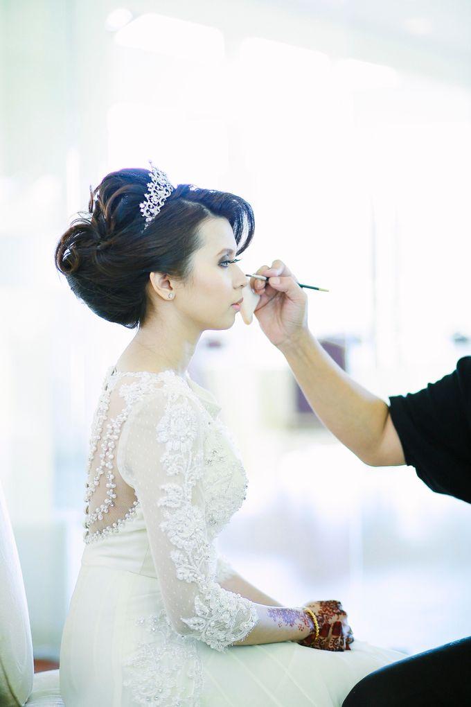 NABILAH & AMIRUL by The Rafflesia Wedding & Portraiture - 002