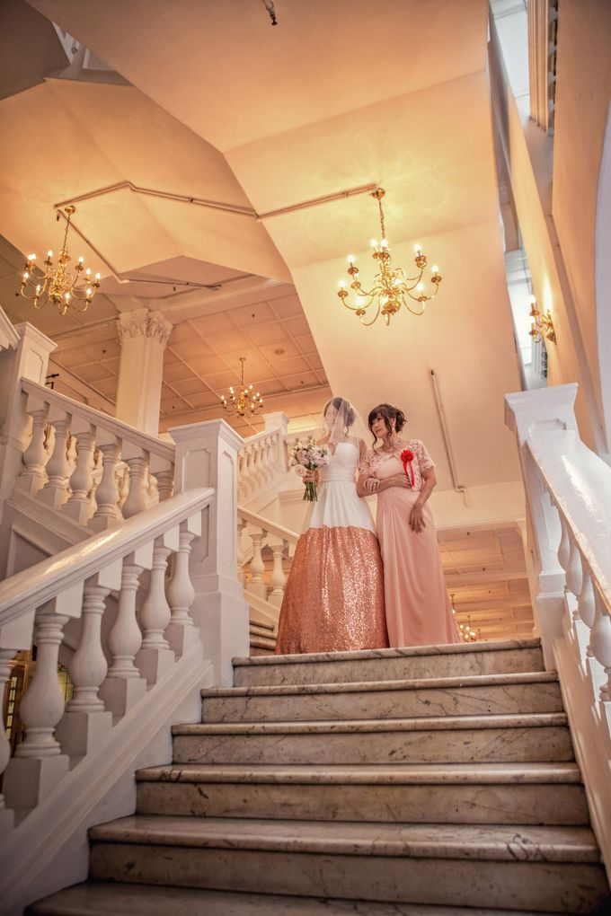 Wedding of Atli & Joey @ Halia at Raffles Hotel by The Halia - 002