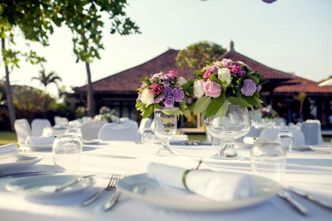 Purple wedding by Bali Angels - 023