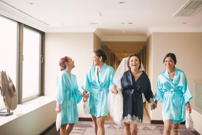 Tie the knot Ariel & Stephanie by Hotel Aryaduta Jakarta - 003