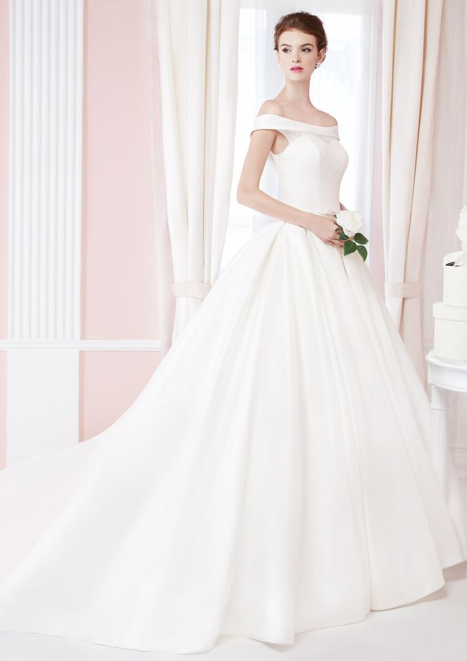 Pink & Audrey Wedding Collection by Digio Bridal - 002