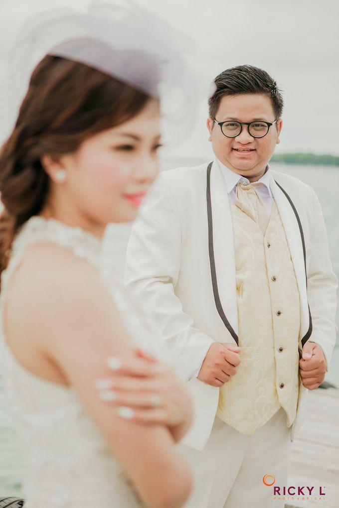 Prewedding of Nico - Lina by Ricky-L Photo & Bridal  - 007