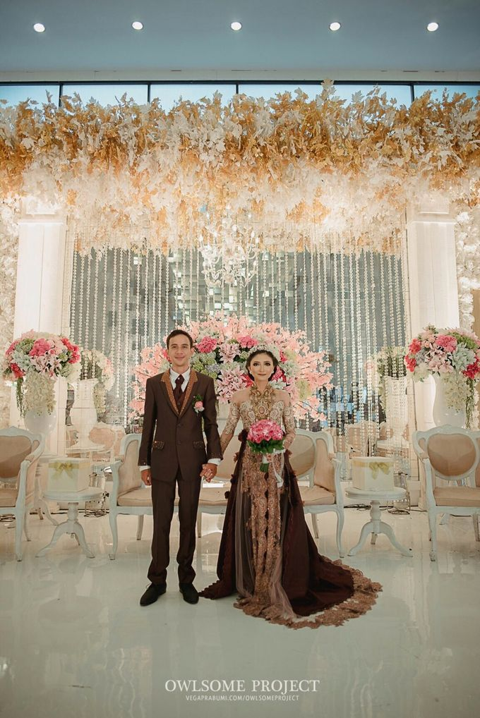 Citra & Havil Wedding by bright Event & Wedding Planner - 006