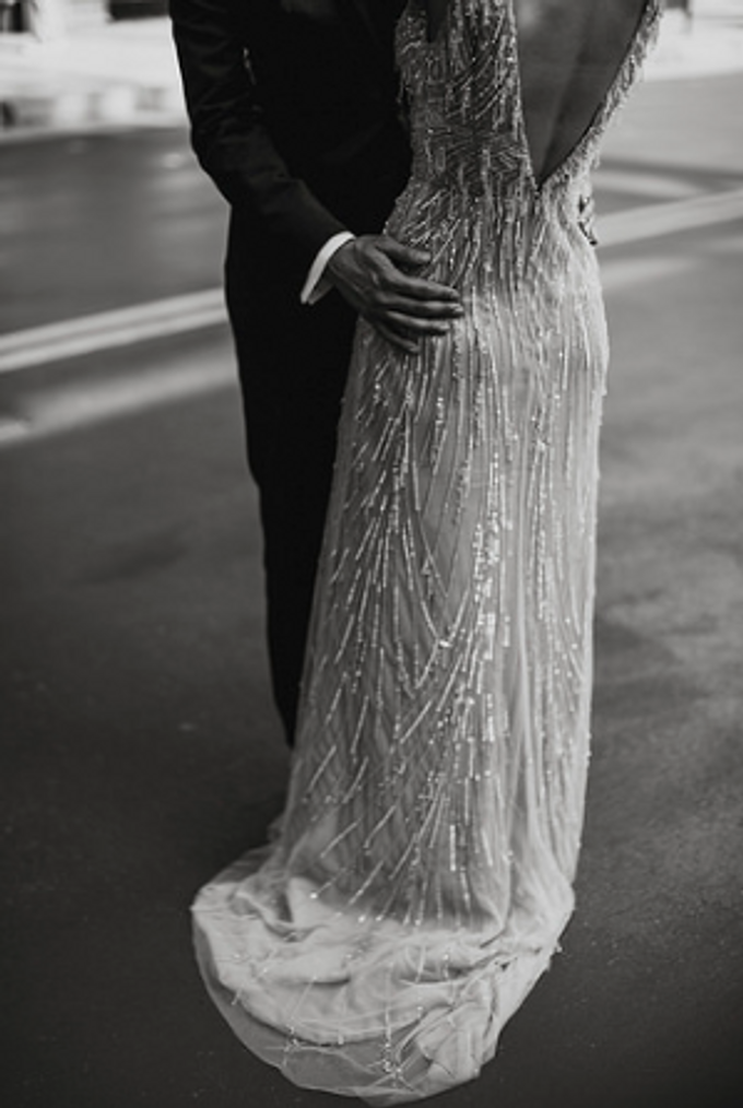 PRE WEDDING PHOTOSHOOT-B&W SERIES by Stylelease - 001
