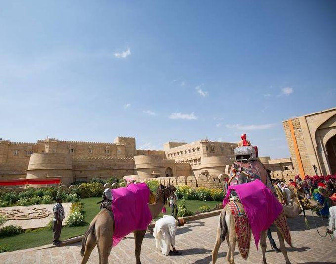 wedding at jaisalmer by Yesha Weddings Destination Wedding Planner - 002