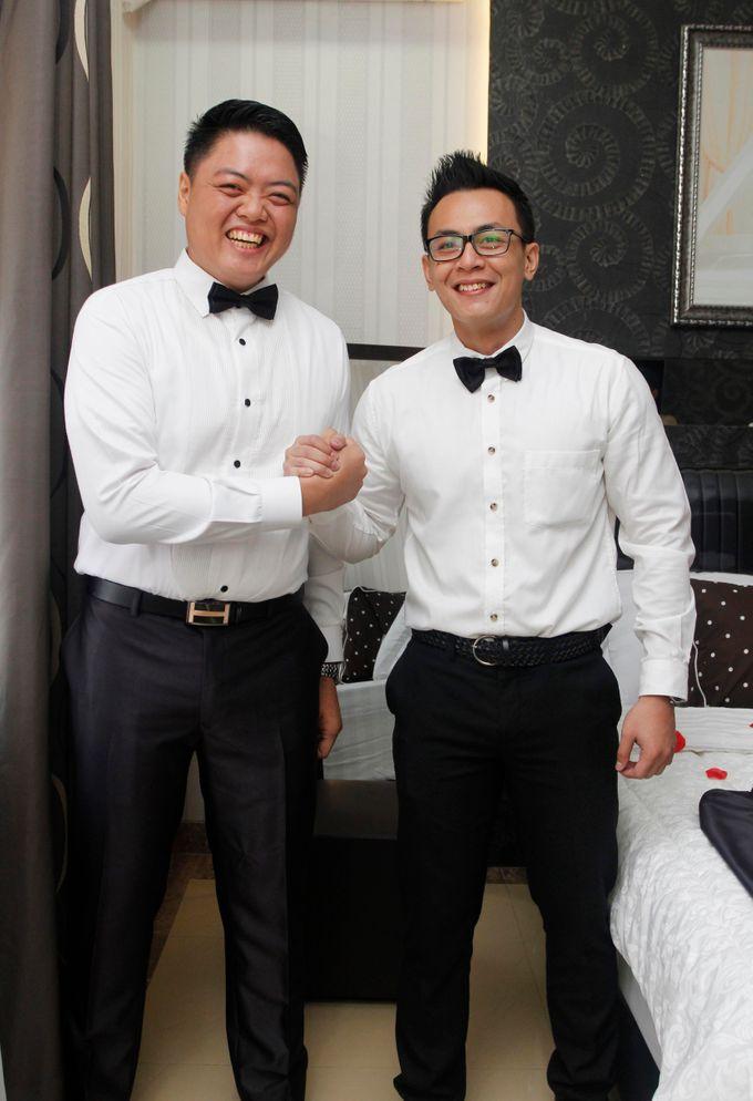 Andy Ria Wedding by Glenn Chandra Wedding - 002