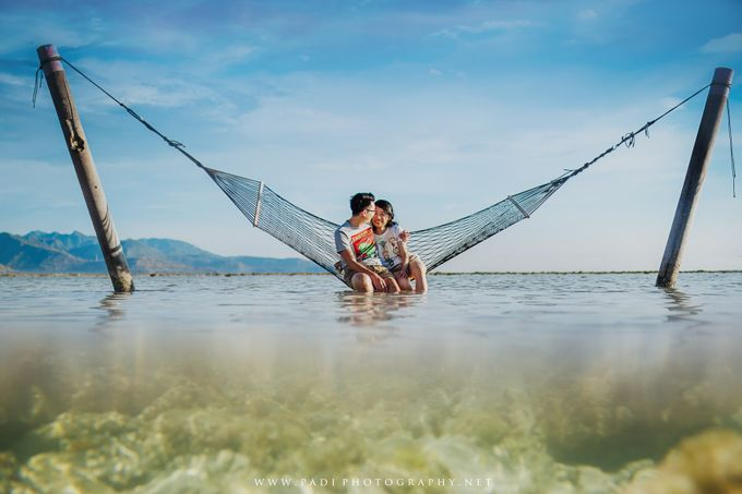 Lombok Prewedding of Adriel and Amy by PadiPhotography - 002
