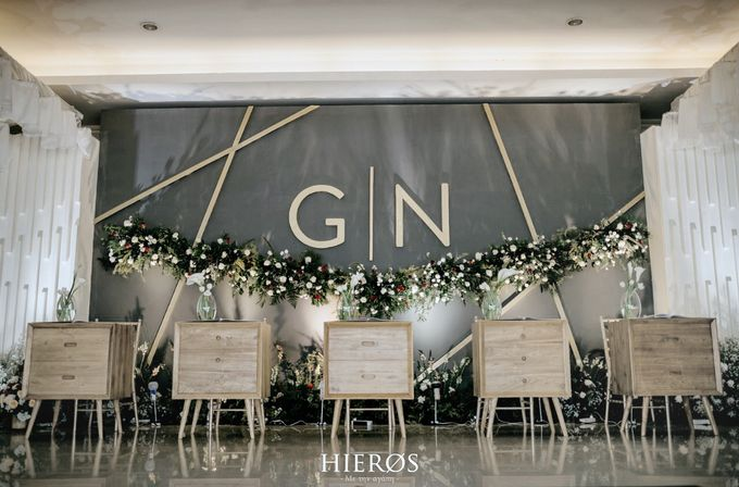 Simple Meets Elegant in This Dreamy Wedding Celebration by Elior Design - 004