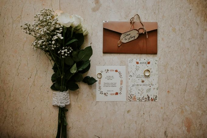 Luciana & Daniel's Wedding by akar photography - 002