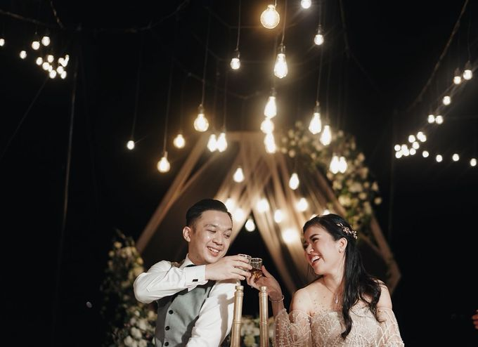 Andrew & Cassandra Wedding by Love Bali Weddings - 003
