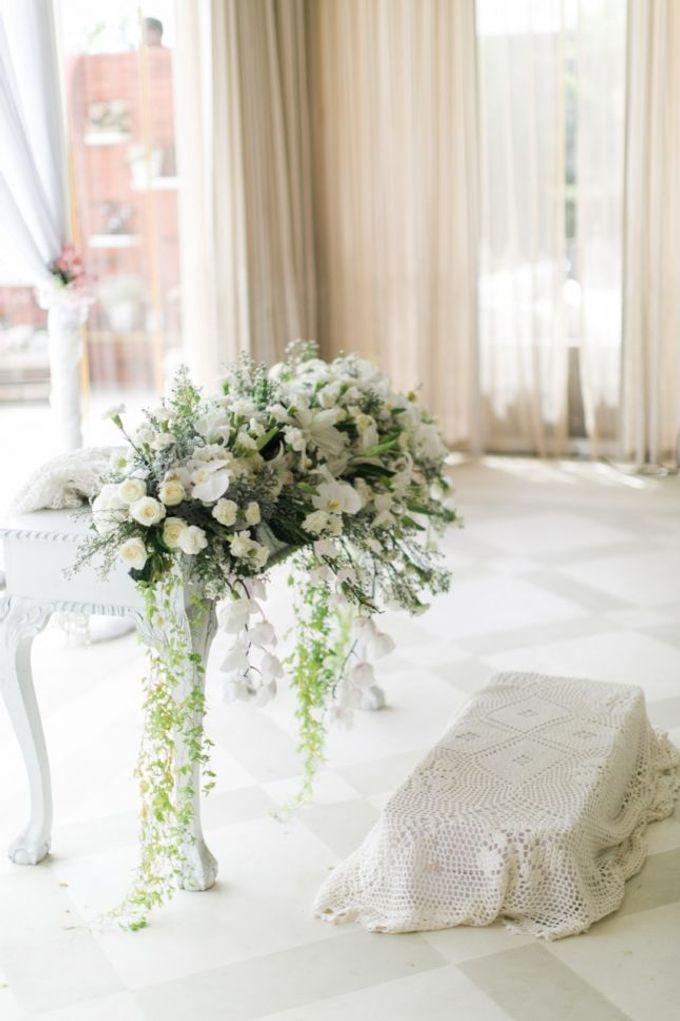 Ferry & Cynthia Wedding Decor by AiLuoSi Wedding & Event Design Studio - 002