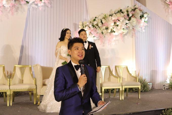 MC Wedding Double Tree Hotel Jakarta - Anthony Stevven by DONNY LIEM The Make Up Art - 003