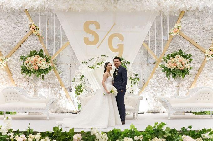 Wedding Of Sastra & Gracia (Green) by Ohana Enterprise - 003