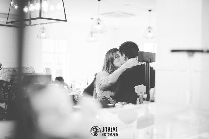 Wedding Actual Day & Pre Wedding by Jovial Photography - 006