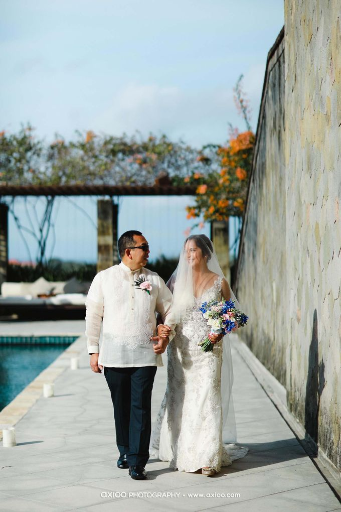 A classic Garden Wedding at Luminious Courtyard Amanusa by Yeanne and Team - 020