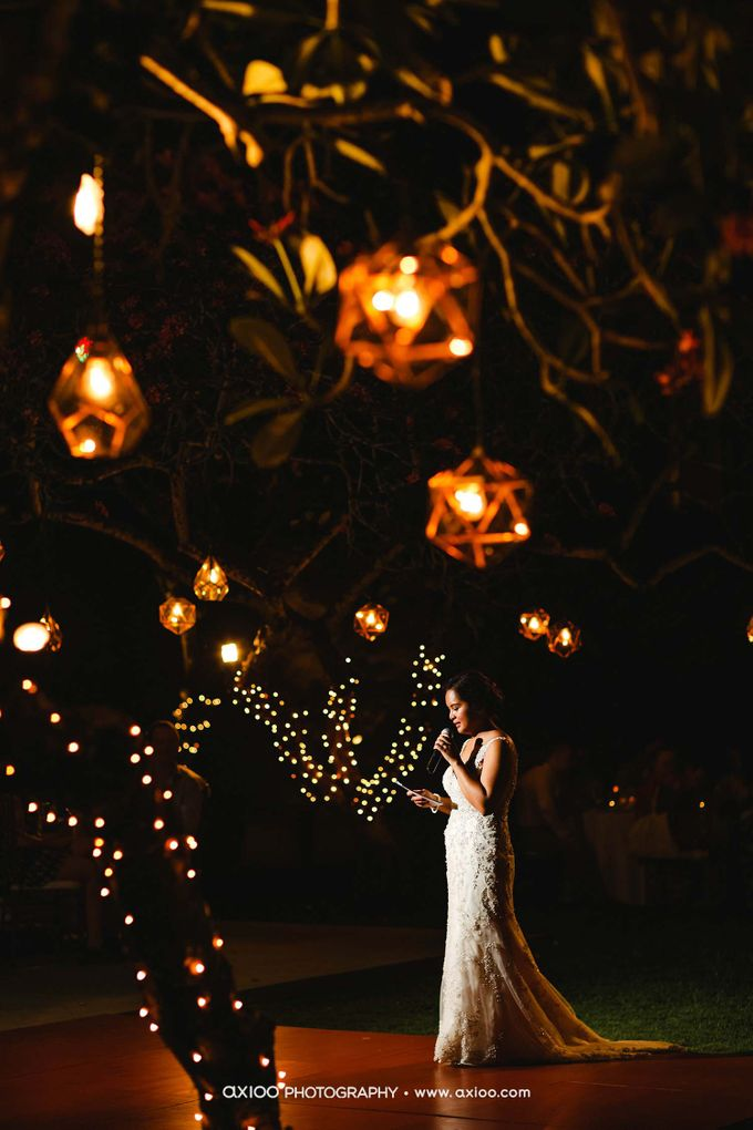 A classic Garden Wedding at Luminious Courtyard Amanusa by Yeanne and Team - 024