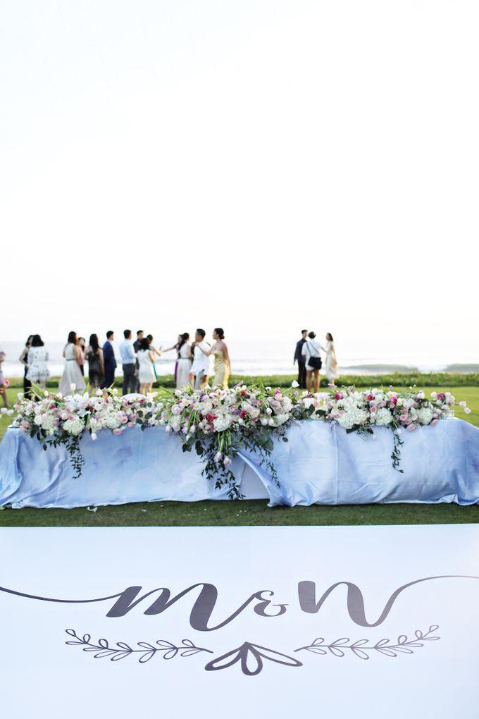 Michael & Nikita by Bali Wedding Paradise - 029